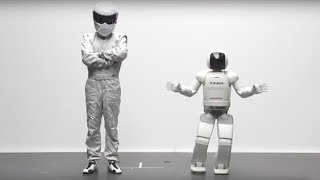 The Stig vs Asimo - Top Gear Magazine - Top Gear