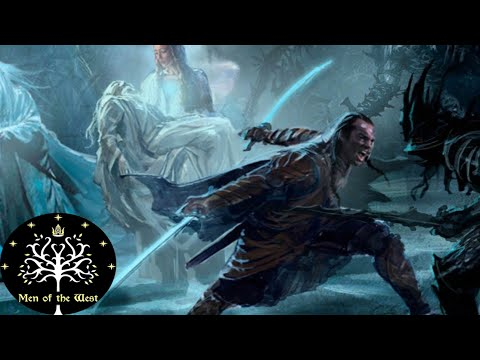 Elrond Halfelven Epic Character History