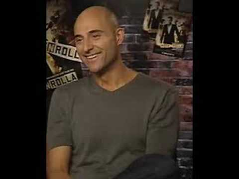 Mark Strong RocknRolla interview - YouTube
