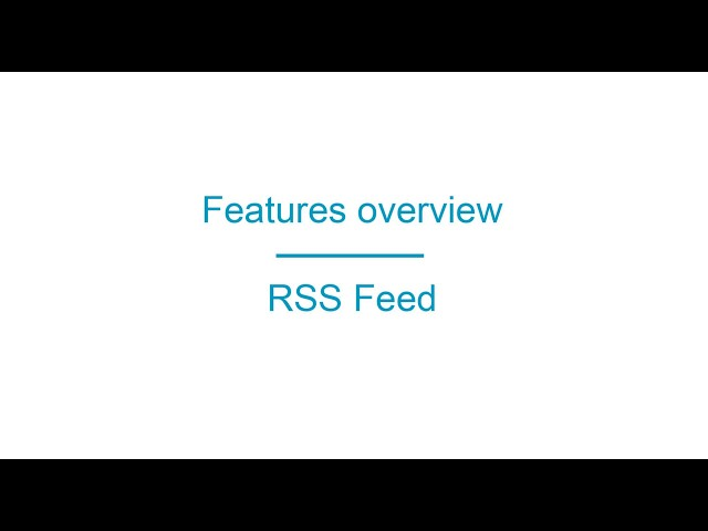 Apprikator.com Features RSS Feed