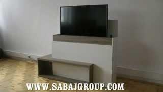 K Line Tv Lift Pop Up Cabinet . Entertainment Furniture