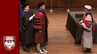 UChicago Physical Sciences Division: 2019 PhD and Hooding Ceremony