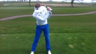 Keeping Your Head Down In the Golf Swing