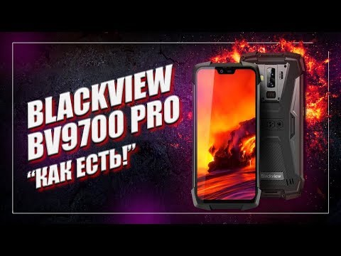 """Blackview BV9700 Pro - настоящий """"спартанец"""" в современных реалиях! 📱"""