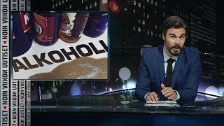 Jukka Lindström & Noin viikon uutiset: Alkoholi 2.0