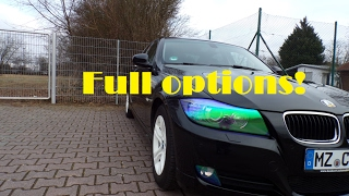 Bmw E90 LCI 2010 Full option!