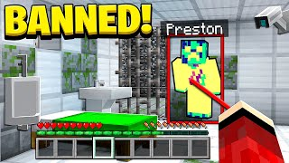 Hacker Gets Banned for Cheating on my Minecraft Server