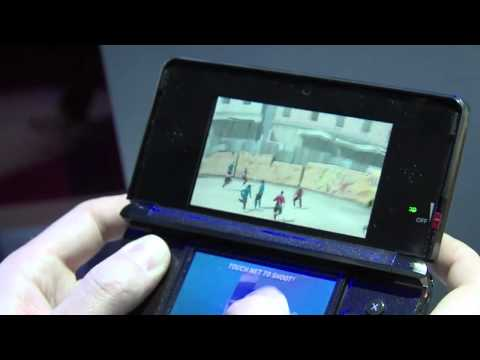 FIFA 12 On Nintendo 3DS  Producer