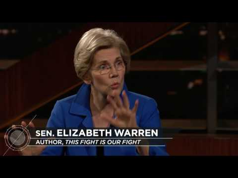 Download Youtube: Elizabeth Warren: This Fight Is Our Fight | Real Time with Bill Maher (HBO)