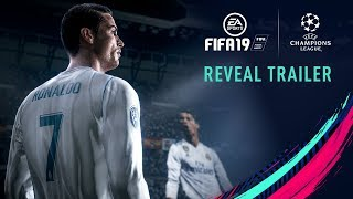 FIFA 19 | Official Reveal Trailer with UEFA Champions League thumbnail
