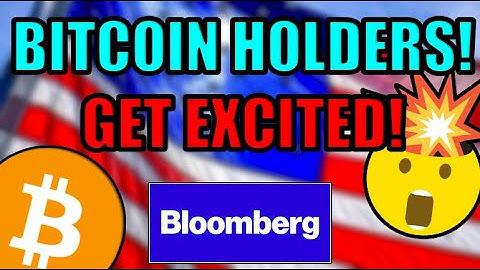 🔴BREAKING: Bloomberg DOUBLES DOWN Says Bitcoin BULL RUN Is Coming! [June 2020 Report]