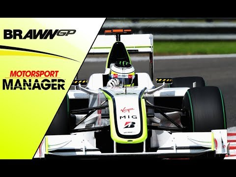 Nagyszerű kezdés után nagyszerű folytatás? | Brawn GP | MOTORSPORT MANAGER | Második szezon #5