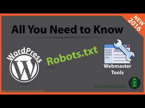 How to Optimize WordPress Robots txt for SEO
