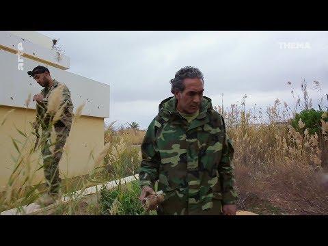 Libye: les démineurs de Benghazi