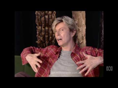 David Bowie '04 talks Ziggy Stardust,John Lennon, Aleister Crowley