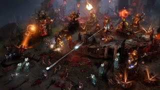 Warhammer 40,000 Dawn of War III PC 60FPS Gameplay | 1080p