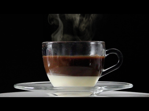 Spanish Bombón Coffee - Special Valentine's Day Recipe