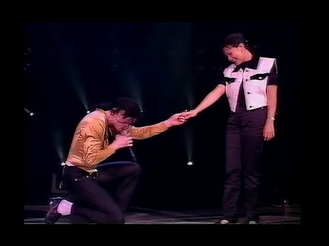 Michael Jackson - the most beloved man in the world