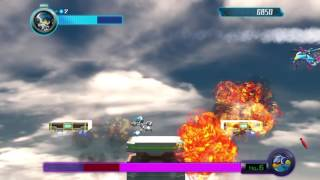 "Mighty No. 9 ""Mighty No. 6 (Avi) Boss Fight"""