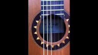 For Sale : Ian Kenipp Lattice Braced Classical Guitar Part 1