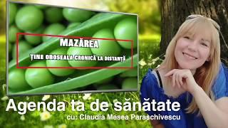 Alimentul Care Tine Oboseala Cronica La Distanta, Mazarea