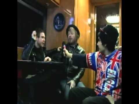 KayvonTV interviews Canadian Indie Band, Hello Operator