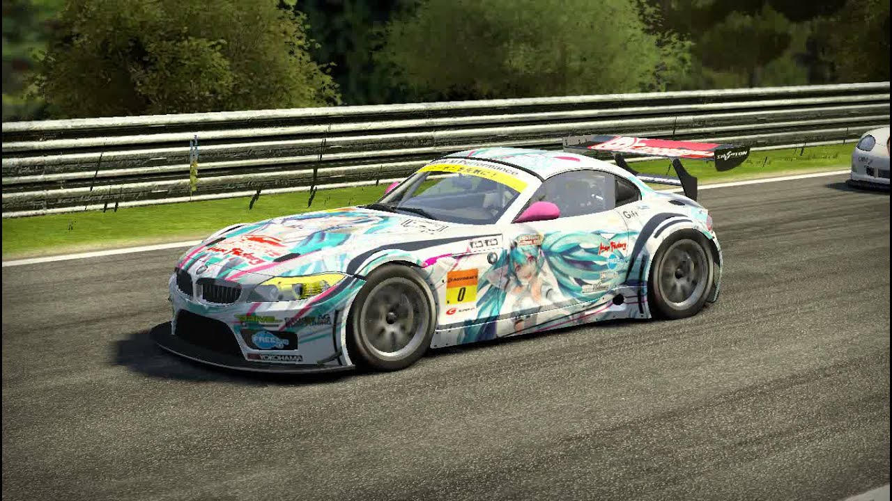 Shift 2 Unleashed 2012 Goodsmile Racing Hatsune Miku Bmw
