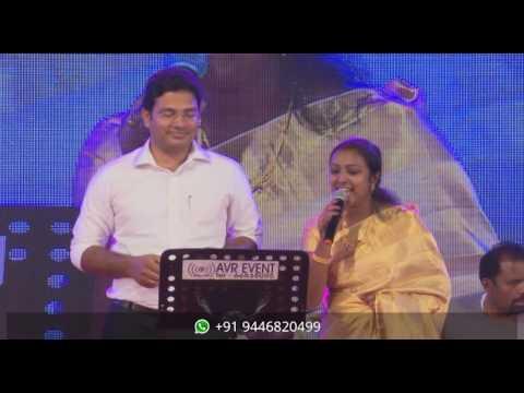Doore Kizhakkudikkum | Malayalam Song | Anup N Lalloo | Singing Couple | Stage Programme | Kuwait