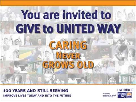2016 United Way of Greater St. Joseph Campaign Slideshow