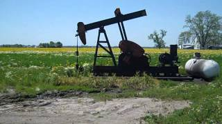 Pump Jack: Is it running itself?