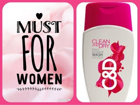 Clean & Dry Intimate Wash Review