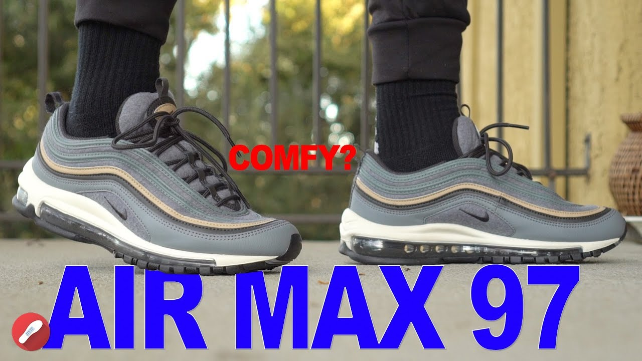 Nike Air Max 97 Review! Is It Comfortable?