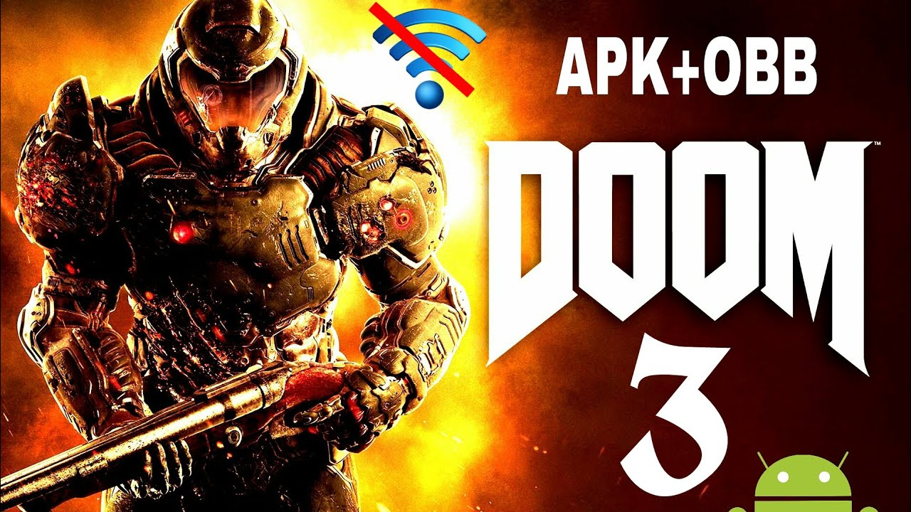 Doom 3 BFG Edition APK/OBB ANDROID GAME  PC-class Graphics  #Smartphone #Android