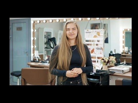 Плечкова Софья технолог по восстановлению волос салона красоты Вадима Стрижа