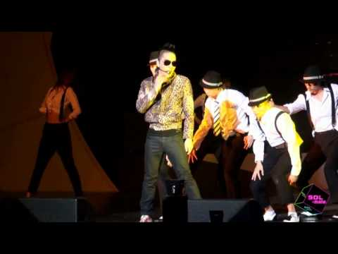 Download [Fancam] Taeyang at Lotte's Night-Red Fantasy party (101008)