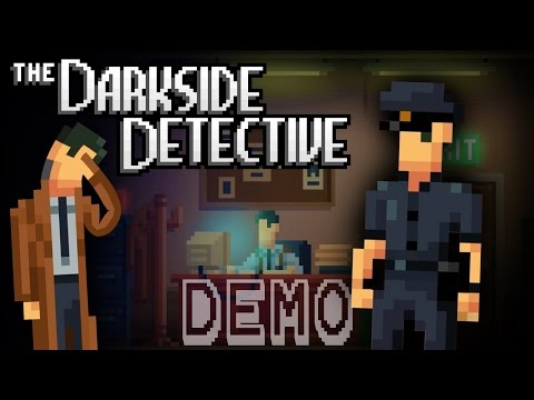 The Darkside Detective Demo | Busty Belle's Booty Boutique