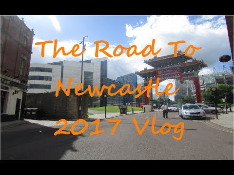 The Road To Newcastle 2017
