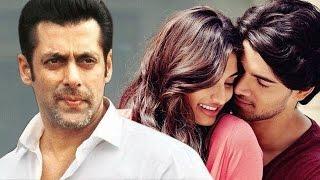 Salman Khan CUTS Sooraj Pancholi & Athiya Shettys KISSING SCENE from Hero