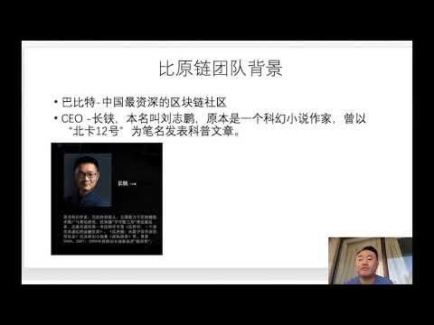 【项目分析】视频深度解读BTM bytom 比原链是什么?