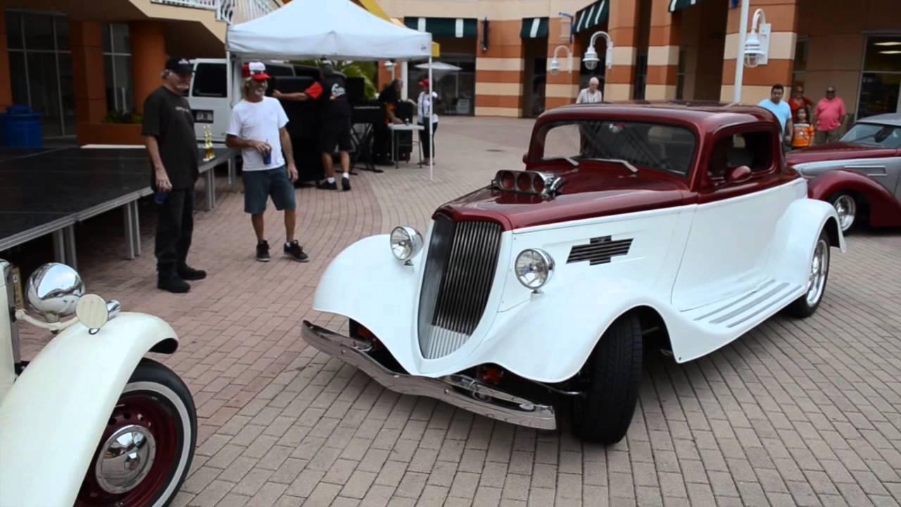Pompano City Center Classic Car Show Car Show TV YouTube - Pompano car show