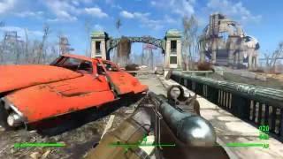Fallout 4   26 min Gameplay at 4k