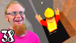 I'M GOING UP THE PIPE ~ Roblox Part 38 ~ Mo Streams