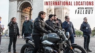 "Mission: Impossible - Fallout (2018) - ""International Locations"" - Paramount Pictures"