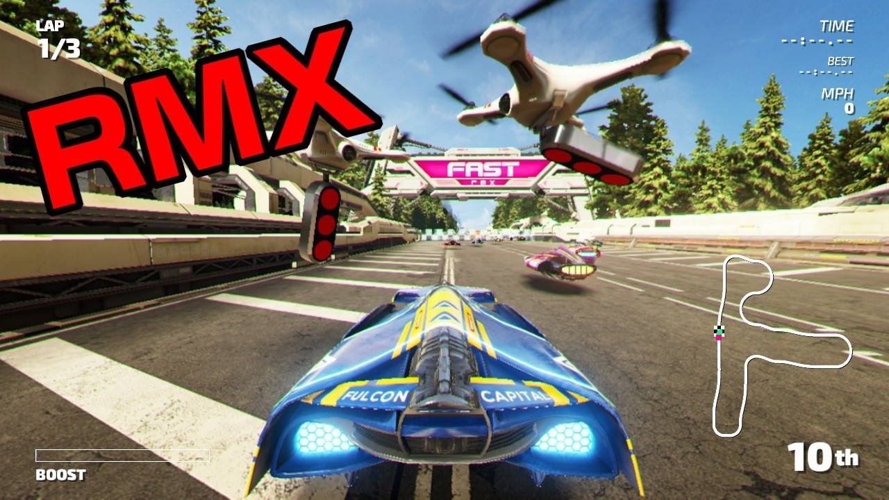 nintendo switch racing games