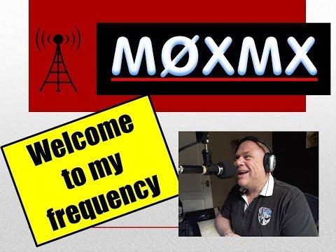 UK Amateur Radio Station MØXMX Channel Trailer