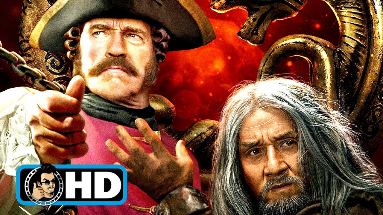 Download IRON MASK Exclusive Movie Clip (2020) Jackie Chan, Arnold Schwarzenegger