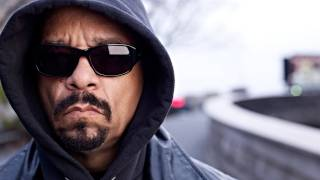 Ice-T Gets Candid on Set