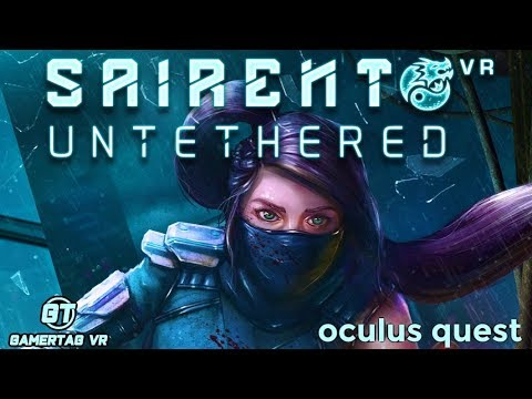 SAIRENTO VR UNTETHERED Oculus Quest | First Impressions Gameplay