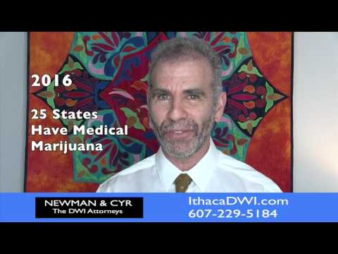 Ithaca DWI Lawyer: Why New York Medical Marijuana is Not Like Any Other State?