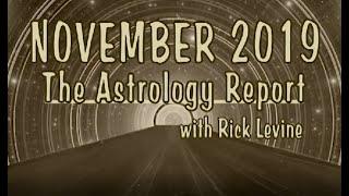 Rick Levine Astrology Forecast for November 2019